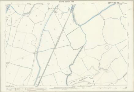 Sussex XXXII.16 (includes: Brookland; East Guldeford; Iden; Playden; Snargate) - 25 Inch Map