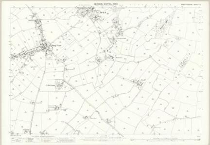Worcestershire IX.11 (includes: Belbroughton; Clent) - 25 Inch Map