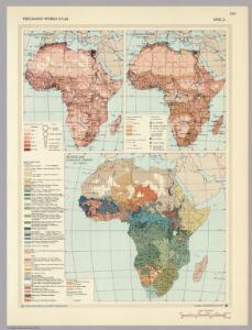 Africa.  Pergamon World Atlas.