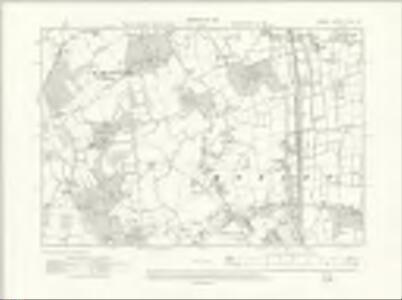 Surrey XXXIV.SE - OS Six-Inch Map