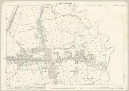 Lancashire CV.14 (includes: Audenshaw; Denton) - 25 Inch Map