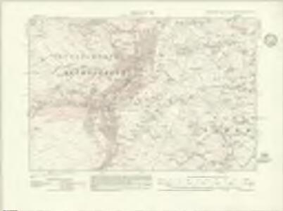 Yorkshire CCXXX.SW - OS Six-Inch Map