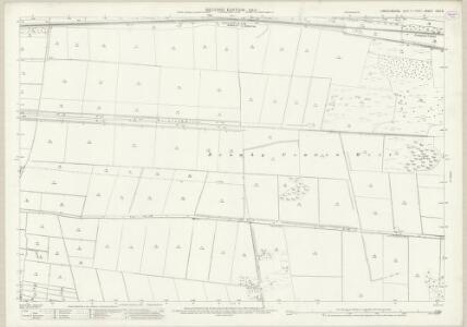Lincolnshire XVIII.6 (includes: Burringham; Gunness; Scunthorpe) - 25 Inch Map
