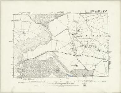 Wiltshire L.SE - OS Six-Inch Map