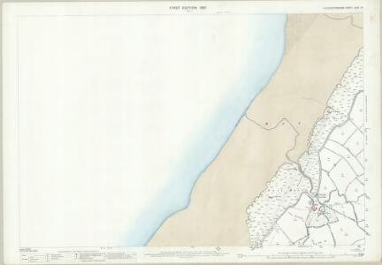 Gloucestershire LXVII.13 (includes: Bristol; Pilning and Severn Beach) - 25 Inch Map