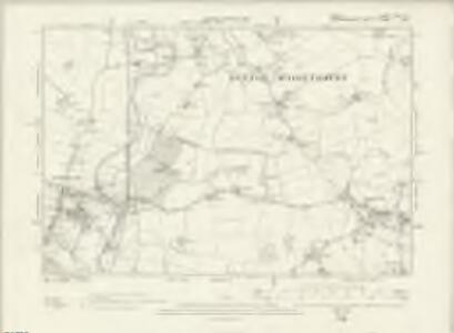 Essex XXXI.SE - OS Six-Inch Map