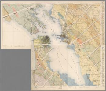 Composite:  San Francisco Bay Area Structure Sections.  1914.