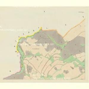 Dobřan - c1201-1-001 - Kaiserpflichtexemplar der Landkarten des stabilen Katasters