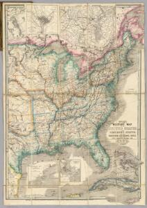 Wyld's Military Map Of The United States.