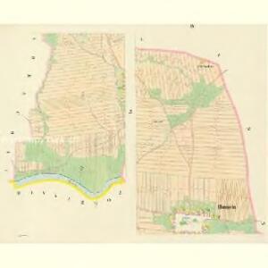 Humeln - c1984-1-004 - Kaiserpflichtexemplar der Landkarten des stabilen Katasters