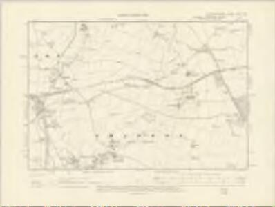 Gloucestershire XXVII.SE - OS Six-Inch Map