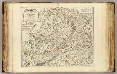 Comte de Bourgogne nord.