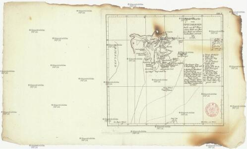 Neue Charte von Spitzbergen