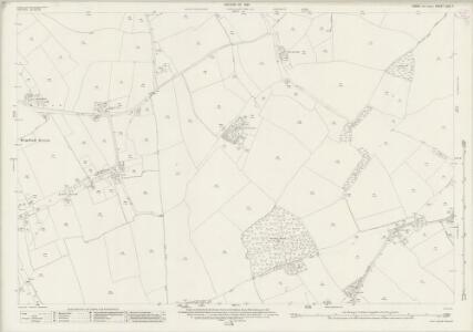 Essex (New Series 1913-) n XIV.7 (includes: Great Sampford; Radwinter; Wimbish) - 25 Inch Map