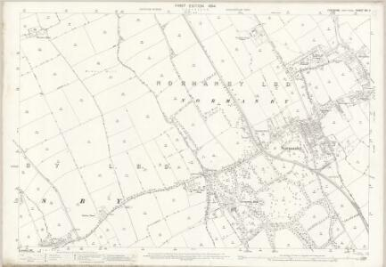 Yorkshire XVI.4 (includes: Eston; Middlesbrough; Ormesby) - 25 Inch Map