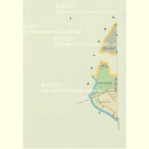 Ober Reith - c2114-2-001 - Kaiserpflichtexemplar der Landkarten des stabilen Katasters