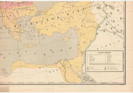 Evropa raného středověku: do konce VI. století po Kr.