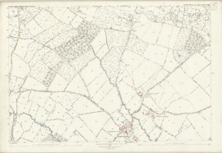 Shropshire LVII.16 (includes: Ditton Priors; Monkhopton) - 25 Inch Map