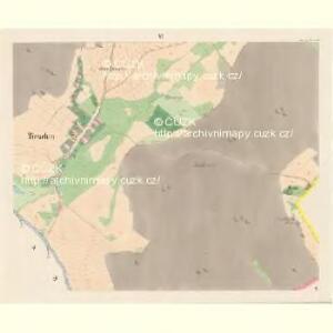 Tieschin (Tessin) - c7893-1-005 - Kaiserpflichtexemplar der Landkarten des stabilen Katasters