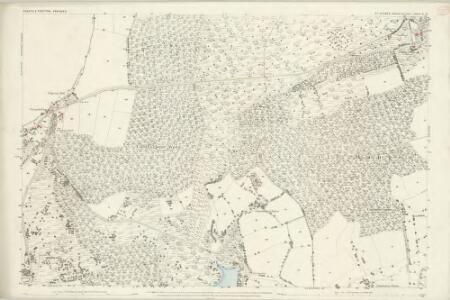 Sussex X.13 (includes: Rogate; Trotton) - 25 Inch Map