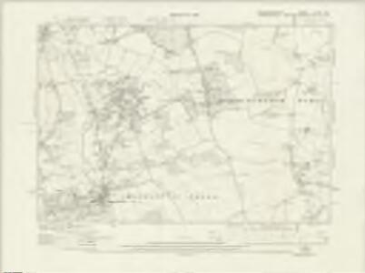 Buckinghamshire XLVIII.NE - OS Six-Inch Map