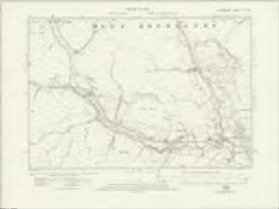 Derbyshire VI.NE - OS Six-Inch Map
