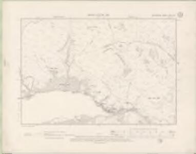 Perth and Clackmannan Sheet XCIII.NE - OS 6 Inch map