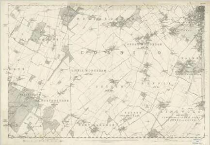 Kent LVIII - OS Six-Inch Map