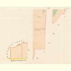 Schweinitz - c7647-1-006 - Kaiserpflichtexemplar der Landkarten des stabilen Katasters