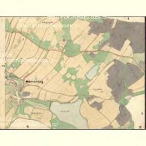 Ottenschlag - c5586-1-003 - Kaiserpflichtexemplar der Landkarten des stabilen Katasters