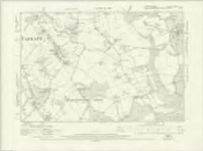 Hertfordshire XXXVIII.SE - OS Six-Inch Map