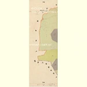 Pernek - c5699-1-001 - Kaiserpflichtexemplar der Landkarten des stabilen Katasters