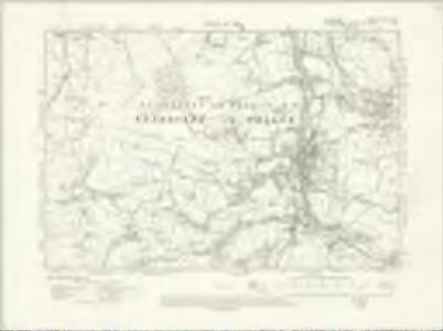 Cheshire XXIX.NE - OS Six-Inch Map
