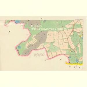 Asch - c0034-1-009 - Kaiserpflichtexemplar der Landkarten des stabilen Katasters