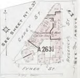 Insurance Plan of London Western District Vol. A: sheet 38-3