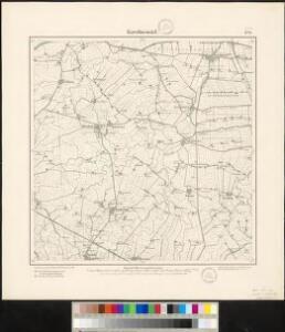 Meßtischblatt 920 : Karolinensiel, 1893