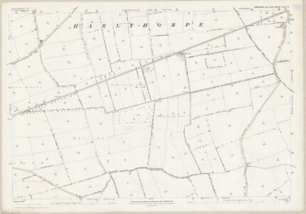 Yorkshire CCVII.16 (includes: Bubwith; Foggathorpe) - 25 Inch Map