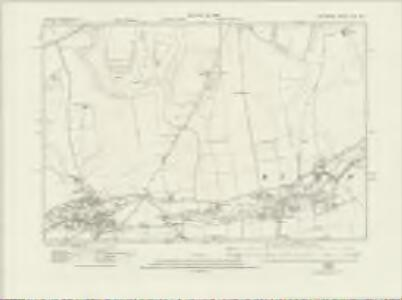 Wiltshire LXX.NE - OS Six-Inch Map