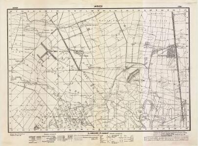 Lambert-Cholesky sheet 1764 (Variaşu)