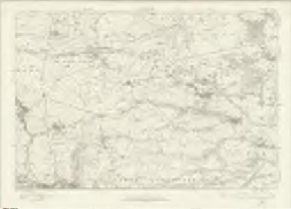 Derbyshire XVI - OS Six-Inch Map