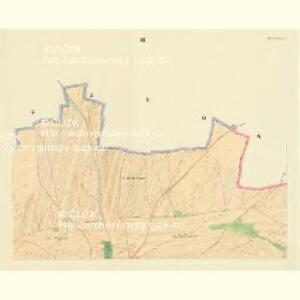 Kralowitz (Kralowice) - c3494-1-003 - Kaiserpflichtexemplar der Landkarten des stabilen Katasters