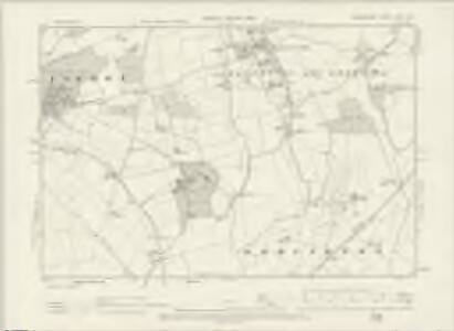 Oxfordshire XXVII.NE - OS Six-Inch Map