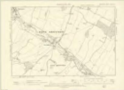 Berkshire XXVI.SW - OS Six-Inch Map
