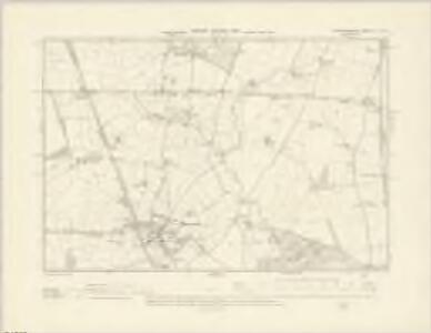 Staffordshire L.SW - OS Six-Inch Map
