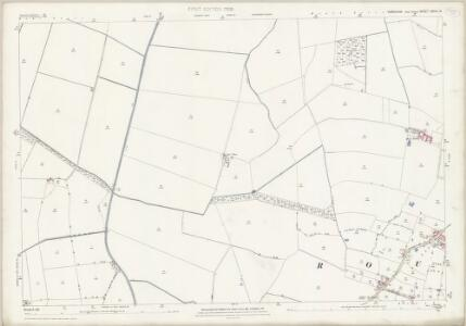 Yorkshire CXCVI.14 (includes: Routh; Tickton) - 25 Inch Map
