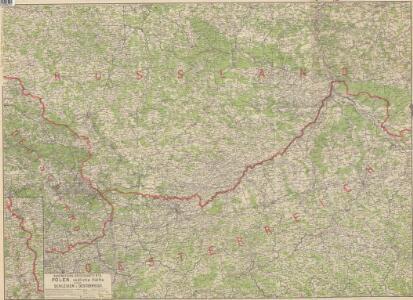 Galizien, Karpathen, Bukowina nebst anschließendem Ungarn, Russland u. s. w.