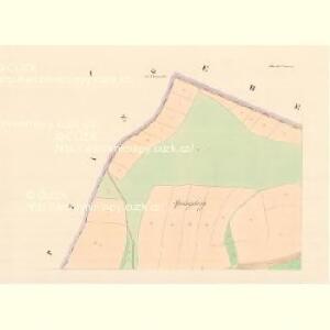 Heuhof (Sruby) - c7211-1-001 - Kaiserpflichtexemplar der Landkarten des stabilen Katasters