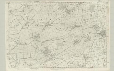 Yorkshire 225 - OS Six-Inch Map