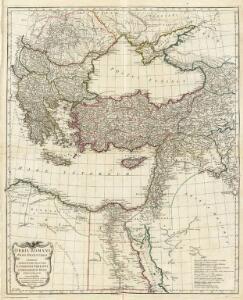 Orbis Romani, pars orientalis.