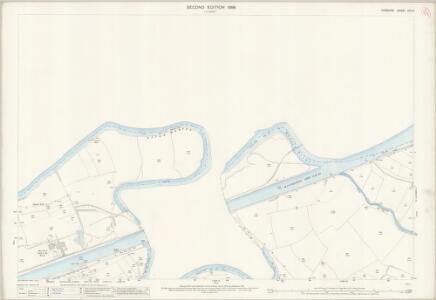 Cheshire XVII.2 (includes: Lymm; Rixton with Glazebrook; Warburton; Woolston) - 25 Inch Map